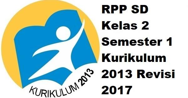 Rppr Kelas 2 Revisi 2017