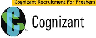 Cognizant Freshers 2019 Registration Link