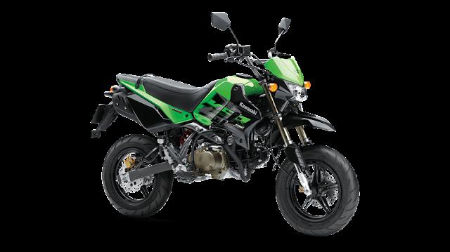 Spesifikasi Kawasaki KSR Pro 110