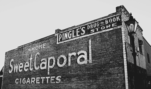 Sweet Caporal Downtown Medicine Hat Alberta