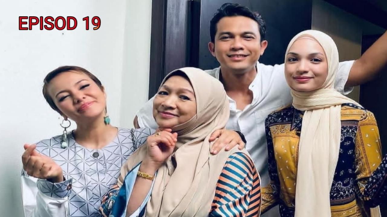 Tonton Drama Sabarlah Duhai Hati Episod 19 (Akasia TV3)