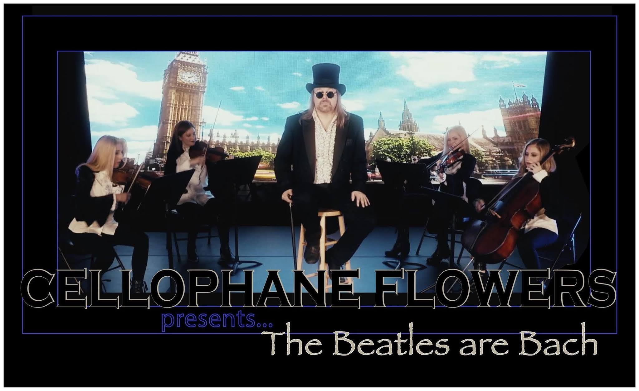 Take a Wistful Walk Down Penny Lane With Jeff Lake & Cellophane Flowers