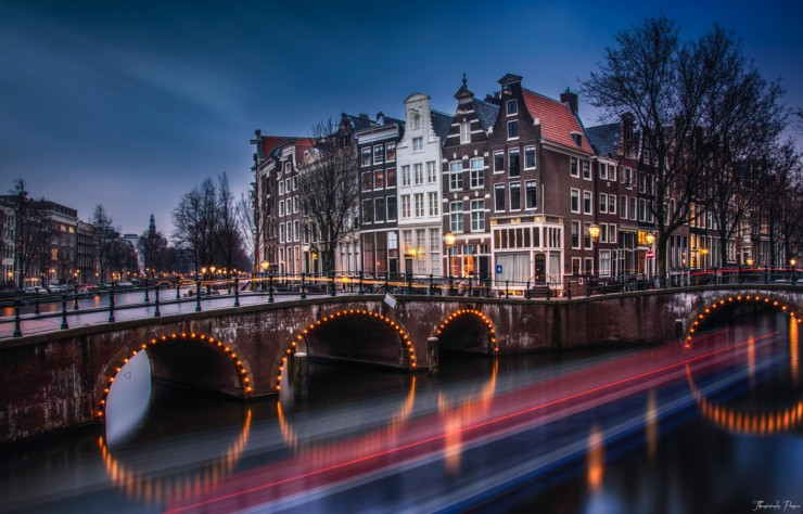 20 Spots In Europe You Must See Before You Die - Keizersgracht, Amsterdam, The Netherlands
