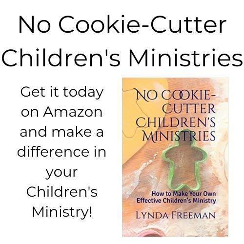 No Cookie-Cutter Children's Ministries