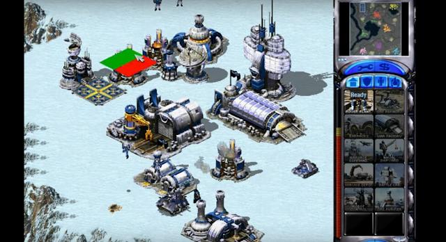 تحميل لعبة ريد اليرت Red Alert 2 للكمبيوتر مجانا