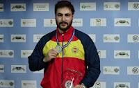 TIRO DEPORTIVO - Campeonato de Europa 10 m 2016 (Györ, Hungría): Pablo Carrera se cuelga la plata en pistola de aire