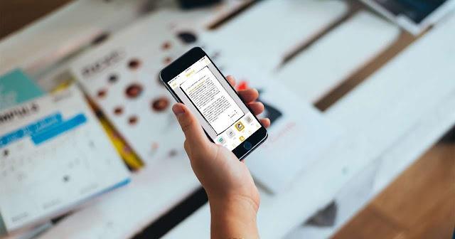 iPhone 內建自動掃描文件功能,還支援註解簽名轉 PDF