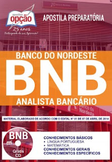 Apostila Preparatória BNB PDF Download