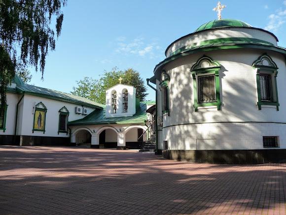Київ. Китаїв. Свято-Троїцький монастир. Трапезна
