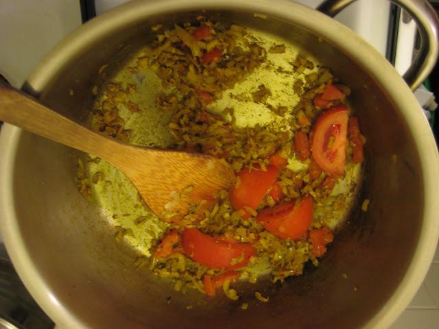 Tawa Egg Biryani Recipe