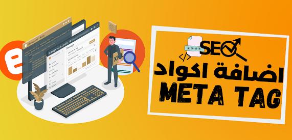 اضافة اكواد الميتا تاج meta tag بإحترافية الى مدونات بلوجر