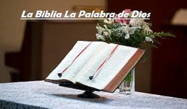 Biblia palabra de Dios