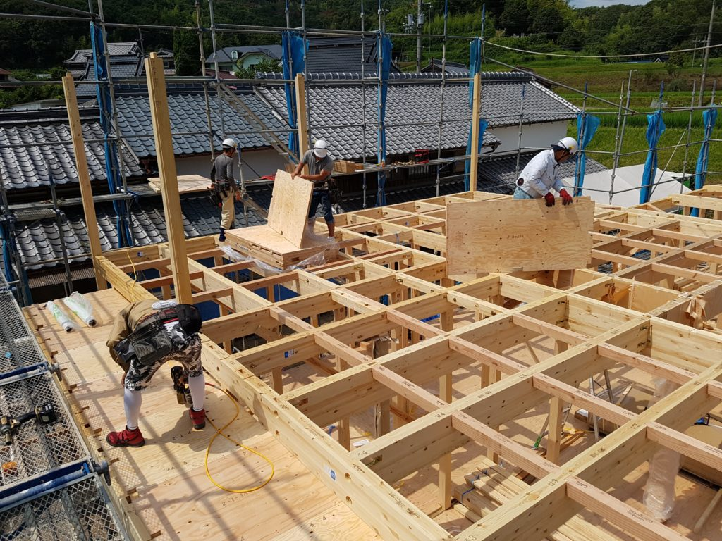 Đơn mộc xây dựng sang Nhật Bản làm việc - Mồ hôi trên những mái nhà (phần  2) - Tiếng Nhật Kỹ thuật   科学技術日本語