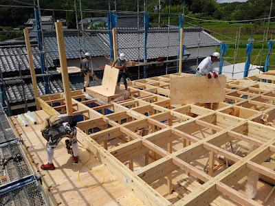 【木造住宅用語集】Từ vựng tiếng Nhật Kết cấu gỗ, Nhà gỗ (Phần 2 - Wooden house Term)