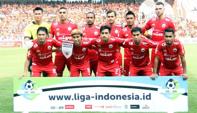 Persija Siap Hapus Kutukan Juara Piala Presiden