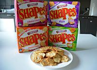 Arnott's shapes