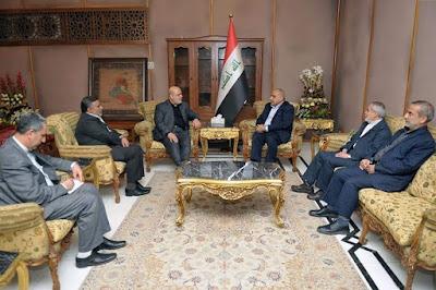 المقاومة الايرانية: الحرسي ايرج مسجدي قائد مذبحة الشعب العراقي يصف الشبان الثوار في العراق وإيران بالأشرار