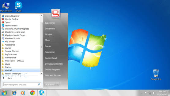 تحميل ويندوز 7 اخر اصدار   Windows 7 All in One ISO Feb 2018