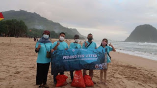 Fishing For Litter, Solusi Atasi Sampah Laut