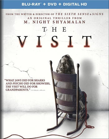 The Visit (2015) HD 1080p Latino
