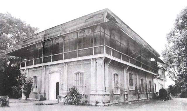 The General Aniceto Lacson House : The First Presidential House of the Philippines