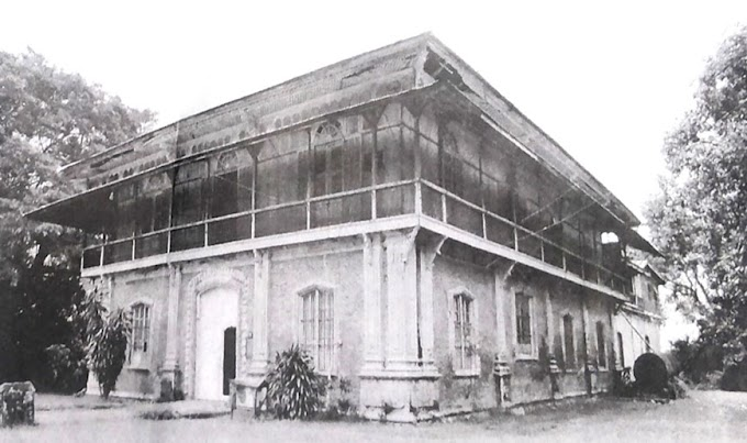 General Aniceto Lacson Ancestral Home in Negros - The First Presidential Residence of the Philippines