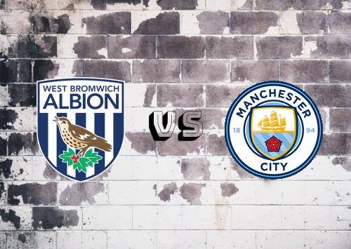 West Bromwich Albion vs Manchester City  Resumen y Partido Completo