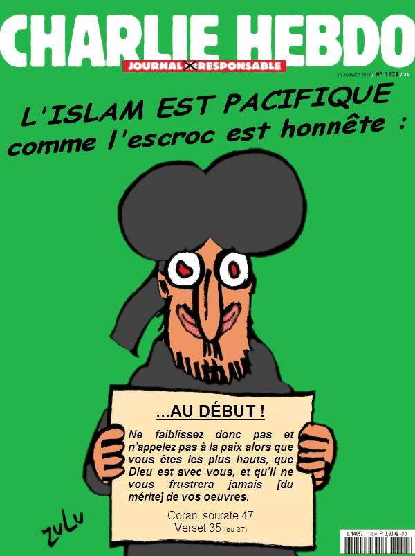Charlie Hebdo -islam