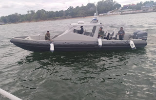 Sea Rider buatan PT Lundin Industry Invest