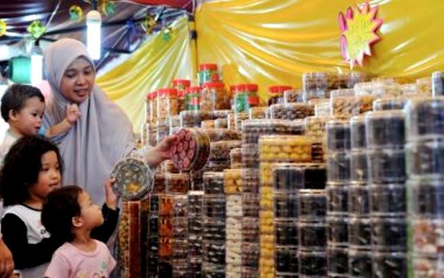 Bershopping Ramadan