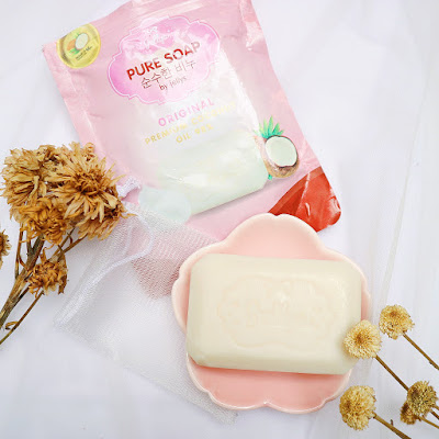 Jellys Pure Soap Review