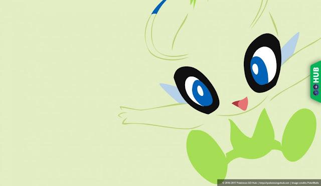 Celebi llegaría al Go Fest con misiones como Mew a Pokémon GO