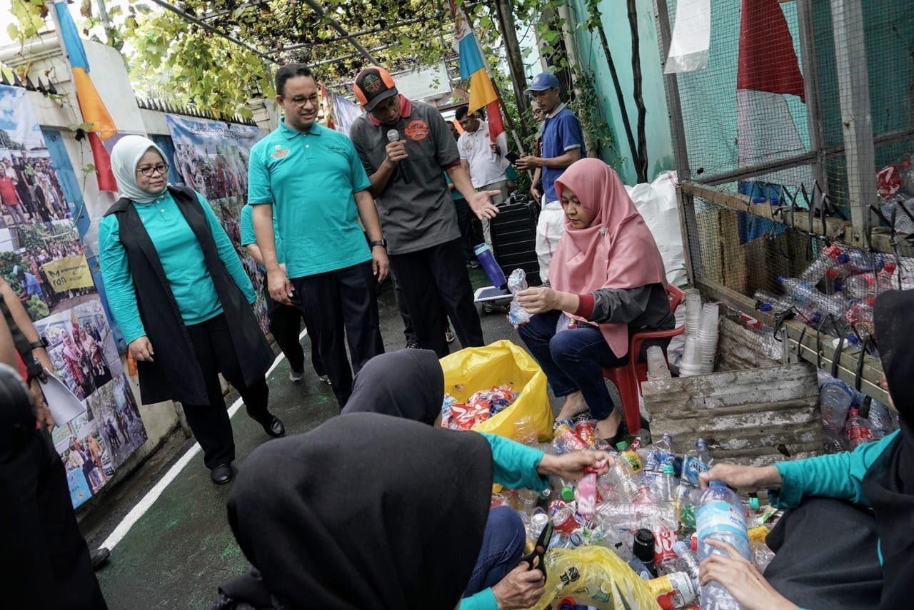 Jakarta Kembali Banjir, Anies Didatangi Orang Ciliwung