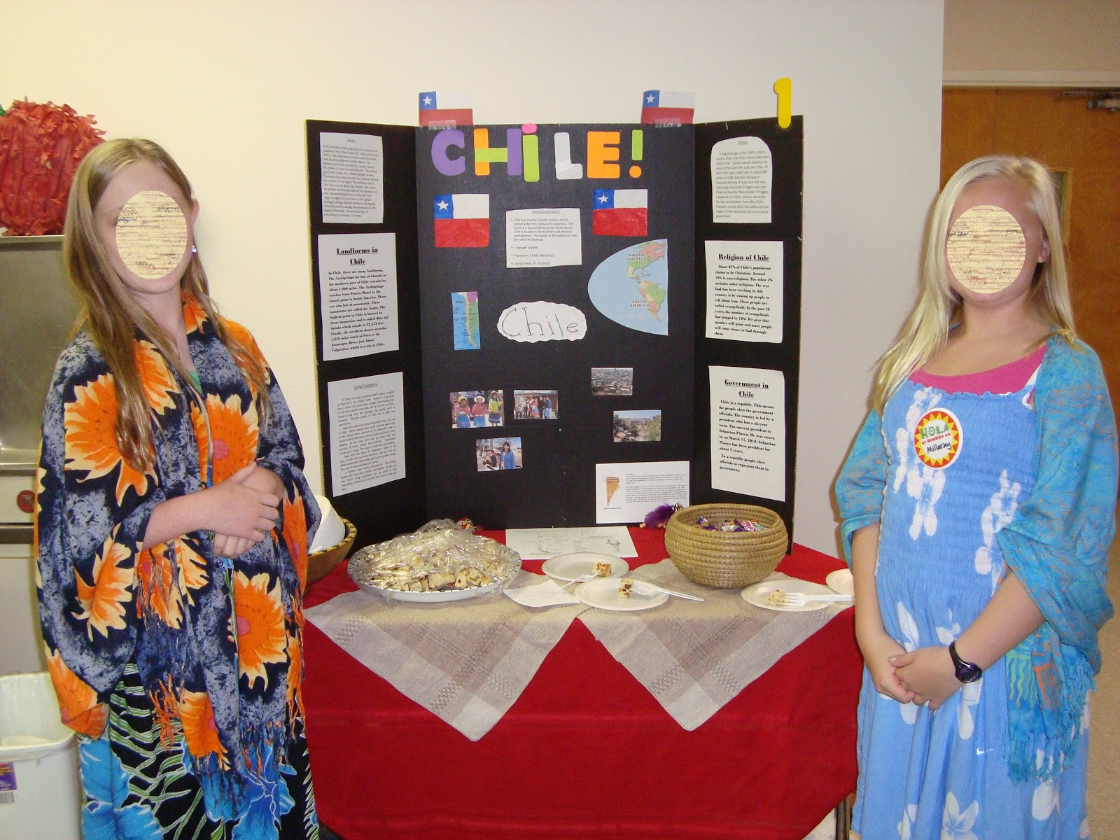 Latin American Festival on Science Fair Projects For 5th Graders