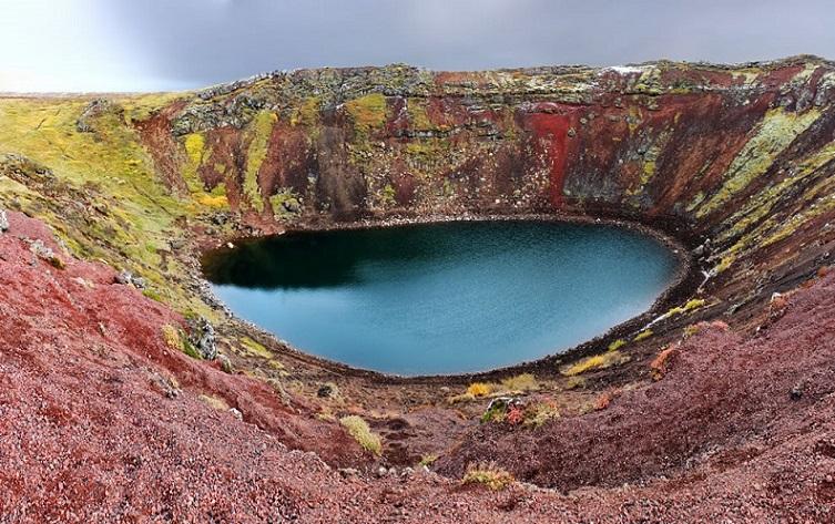 Danau Avernus, Gerbang Menuju Neraka yang Tersembunyi di Italia