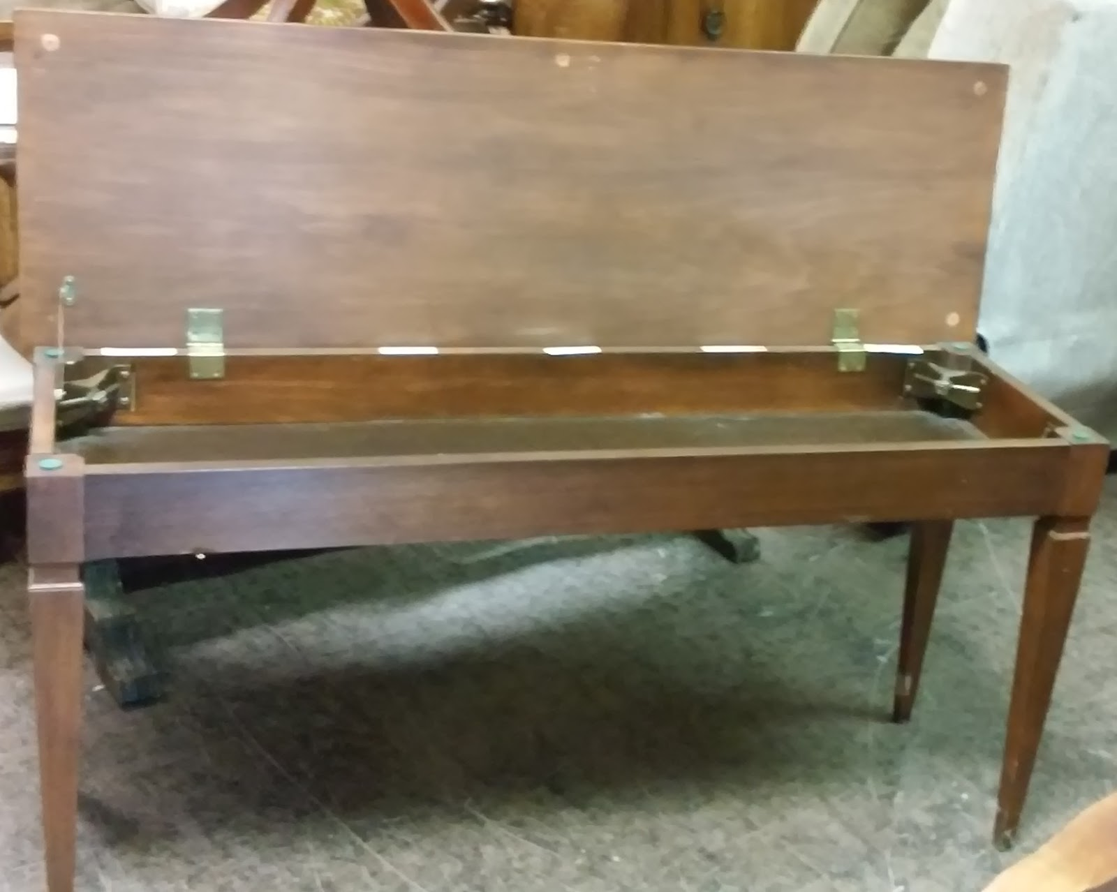 Organ Bench For Sale Uhuru Furniture Collectibles Sold 23 Quot Tall Organ Bench