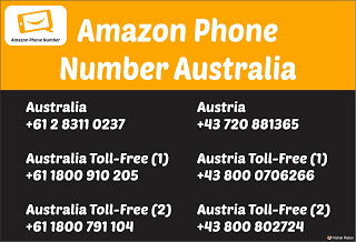 Amazon Phone Number Australia