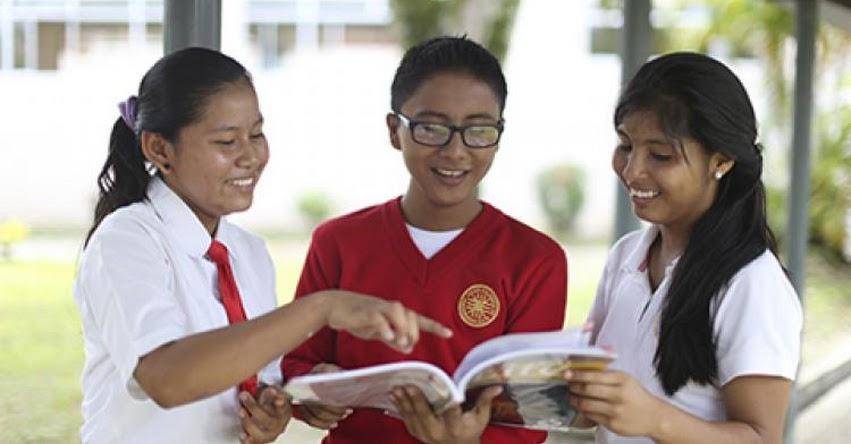 ADMISIÓN COAR 2018: Más de 27 mil estudiantes de todo el país concursarán para estudiar en la Red de Colegios de Alto Rendimiento - MINEDU - www.minedu.gob.pe