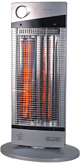 Carbon Fibre Type Room Heaters