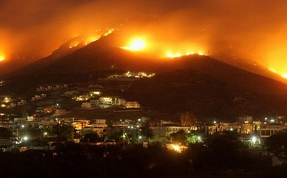 Μυρώνια Ηλείας: Φωτιές στην Ηλεία: 12 χρόνια από την εθνική ...