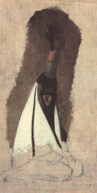 Василий Васильевич Верещагин - Казахская женщина. 1867