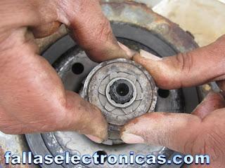 como reparar una transmision de lavadora mabe mecanica