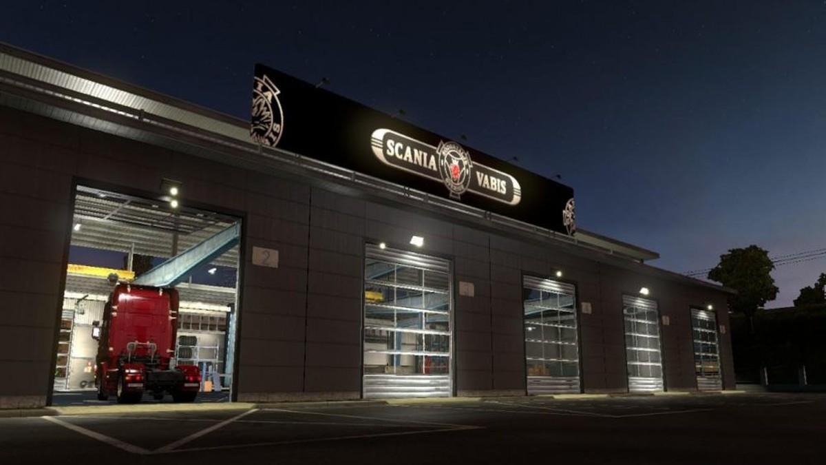 Garage Scania Vabis [1.31]