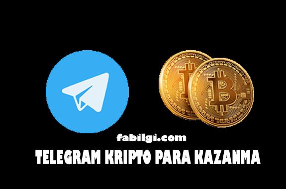 Telegram Görev Yaparak Kripto Para Kazanma Güncel Botlar 2021
