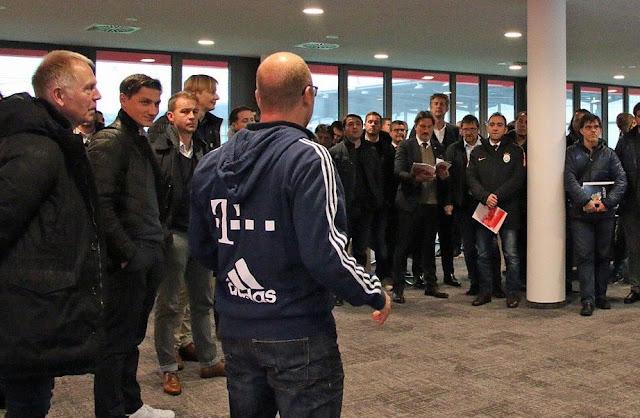 Altyapı Çalışma Grubu toplantısında tek Türk kulüp!