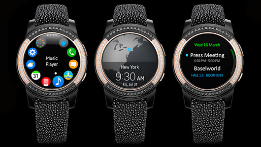 SAMSUNG Gear S4 release date, price, news and leaks