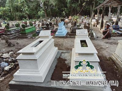 Makam Marmer Mewah Tulungagung, Desain Makam Marmer, Model Makam Batu Marmer