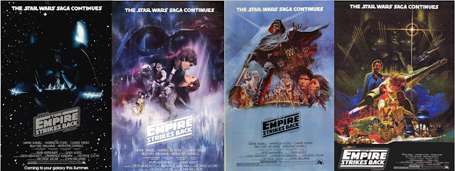 Empire Strikes Back Posters