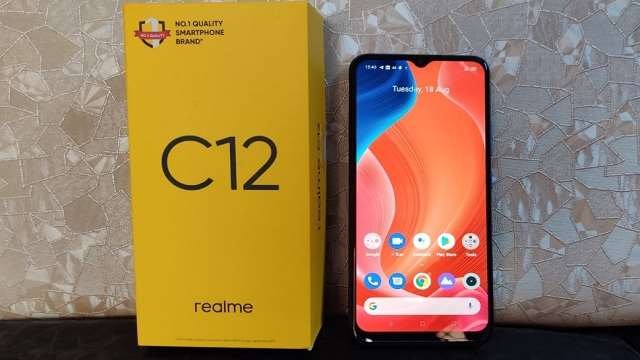 Today's opportunity to buy Realme C12 smartphone with a 6,000mAh battery and 4 cameras for Rs. 8,999 know discount offer
