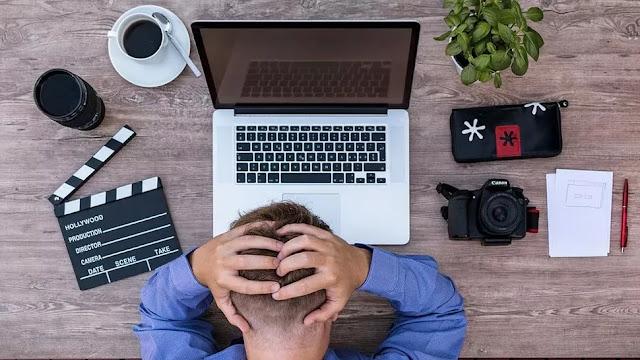 العمل عن بعد والصحة العقلية